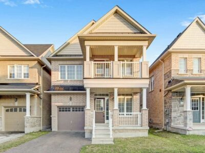 1533 Bruny Ave, Pickering Home for Sale