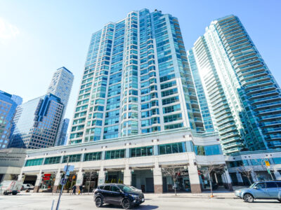 10 Queens Quay W. Unit 902